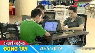 Coworking - xu hướng kinh doanh nở rộ tại các đô thị | CHUYỂN ĐỘNG ĐÔNG TÂY - 20/5/2019