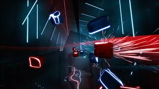 Surprise! More RWBY in Beat Saber! - Red Like Roses Part 2 (FULL COMBO)