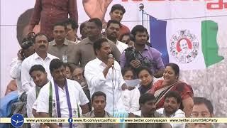 YS Jagan in Chandrababu Love towards BC community