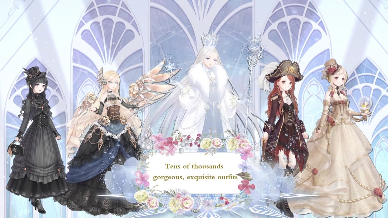 Play Love Nikki-Dress UP Queen on PC 2