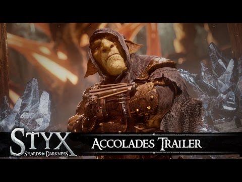 Styx: Shards of Darkness - Accolades Trailer