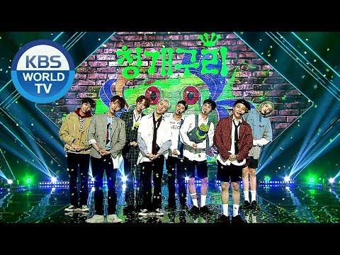 PENTAGON - Naughty Boy | 펜타곤 - 청개구리 [Music Bank / 2018.09.21]