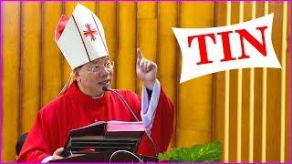 Đức Cha Giuse Vũ Văn Thiên - Giảng lễ Đại hội Giới Trẻ hạt Tân Sơn Nhì - Chủ đề TIN