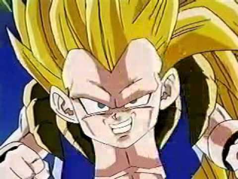 Super Saiyan 3 Gotenks VS Majin Buu - YouTube