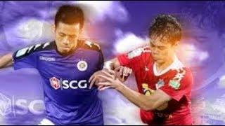 Trực tiếp bóng đá HAGL vs Hà Nội: Công Phượng đấu Quang Hải