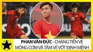 Phan Văn Đức - Chàng Tiền Vệ Mỏng Cơm Và Chiếc Vé Vớt Định Mệnh Với Đội Tuyển Việt Nam