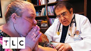 Patient Keeps Missing Her Appointments With Dr. Now | My 600-lb Life