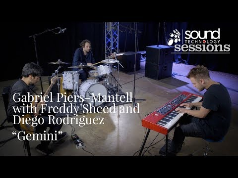 Sound Technology Sessions: Gabriel Piers-Mantell