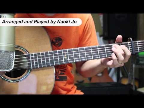 【ソロギター】I LOVE YOU(尾崎豊)【TAB譜あり】【編曲&演奏:城直樹】【Arr. & Ply by Naoki Jo】