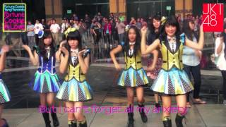 """JKT48 & Fans - """"Fortune Cookie in Love"""" (English Version)"""