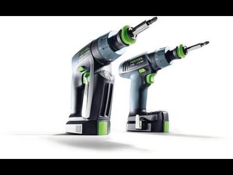 Festool 564512 10.8v TXS Li 2,6-Set Cordless Drill Set