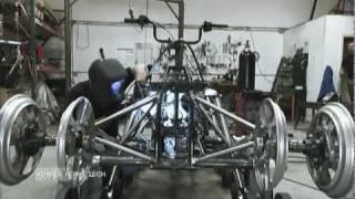 Howe and Howe Tech - Trailer | Ripsaw Mini-me