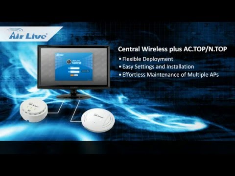 AP Router Airlive N.TOP POE 802.11 A/B/G 300MBPS ARGSeguridad