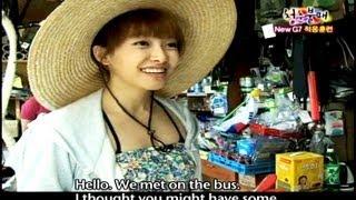 Invincible Youth   청춘불패 - Ep.33 : New G7 members! Victoria, Juyeon, Kim Sori