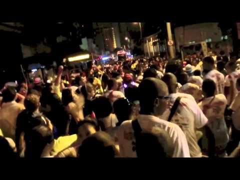 'Carnaval 2013' Sao Paulo, Brazil - Rua Augusta Bloco