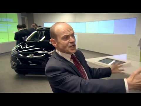 Hyundai Rockar - Digital Car Showroom