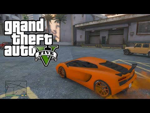 GTA 5: How To Get RARE Cars, Planes & Other Vehicles (GTA V)