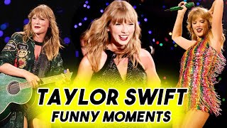 TAYLOR SWIFT FUNNY MOMENTS REPUTATION 2018 | BEHIND THE SCENES