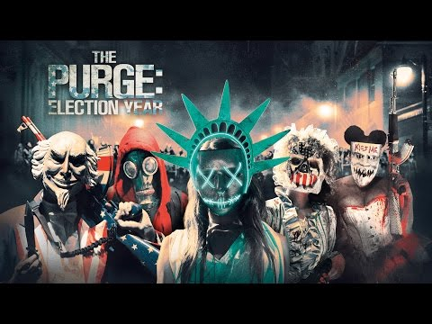 The Purge: Election Year'