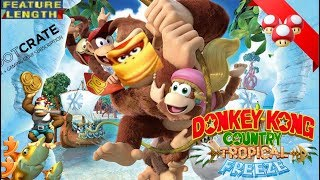 [Vinesauce] Vinny - Donkey Kong Country: Tropical Freeze Compilation