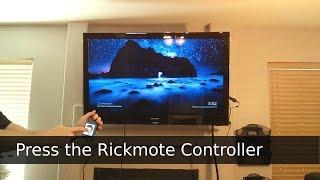 RickMote Controller - Hijacking TVs via Google Chromecast