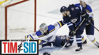 Which Goaltender Impressed You The Most In The First Round? | Tim & Sid