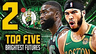 Top 5 NBA Teams with the Brightest Future: Boston Celtics [#2] Jayson Tatum | Jaylen Brown