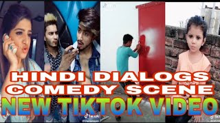 The Most Popular Hindi Comedy Scene !! New Musical.ly India TikTok Video NOV-2018