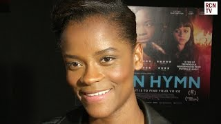 Letitia Wright Interview Urban Hymn Premiere