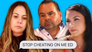 Big Ed gets Exposed by Liz as a Manipulator | The Single Life