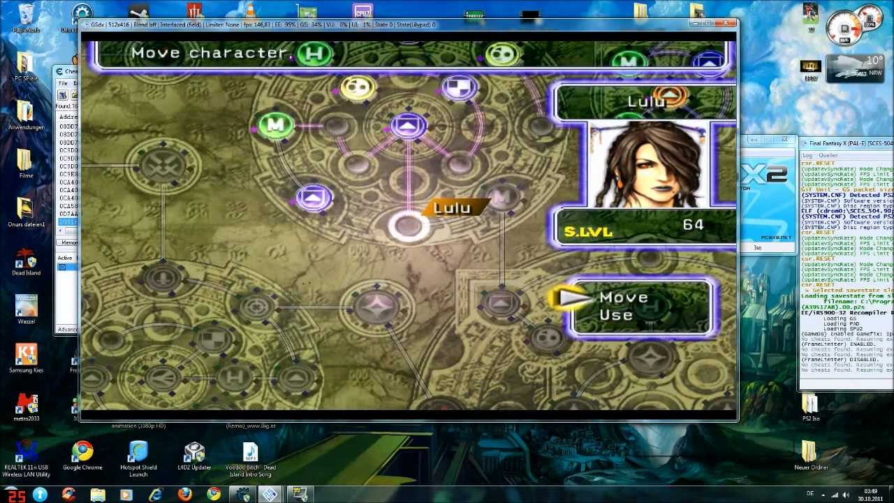 ffx pcsx2 cheats | Ricky's blog