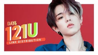 DAY6 - 121U (Line Distribution)