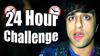 THE 24 HOUR OVERNIGHT CHALLENGE