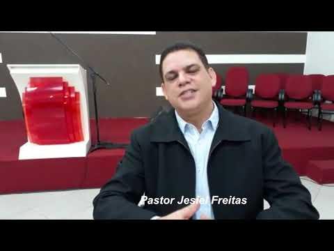 Pastor Jesiel Freitas agora no canal Visão TV