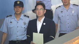 Вице-президент Samsung Electronics проведет 5 лет в тюрьме