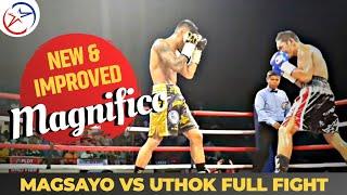 Mark Magsayo vs Panya Uthok Full Fight | Prie of Bohol | Powcast Fight Sports