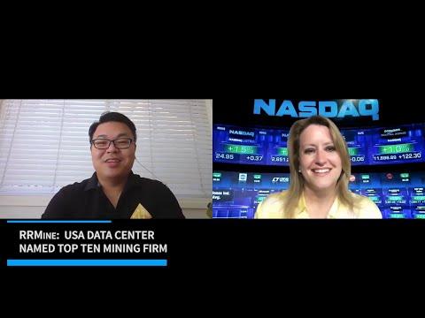 RRMine: Bitcoin Cloud Mining   CEO Steve Tsou   'Innovators with Jane King