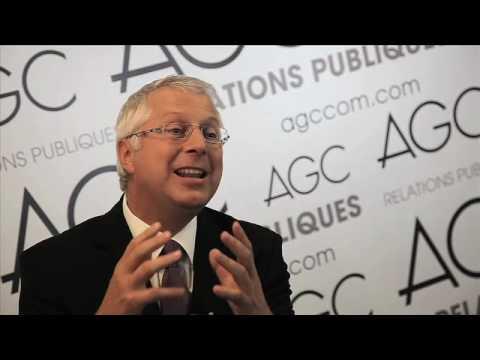 Richard Joly, Président-directeur général de Leaders International