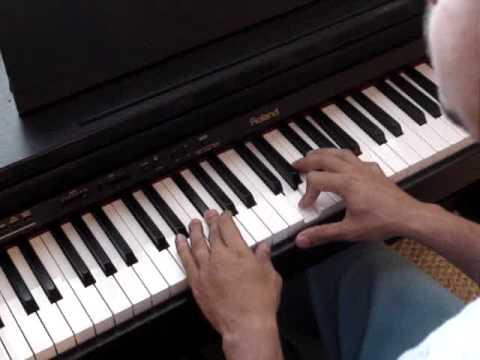 Piano Tutorial - Yo Se Que Estas Aqui