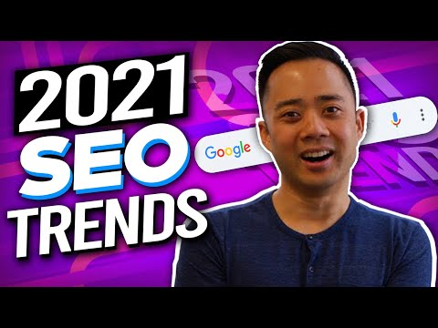 The 5 Hottest SEO Trends For 2021