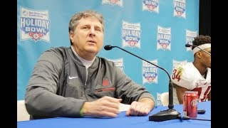 Coach Leach Following Holiday Bowl Blowout 42-17