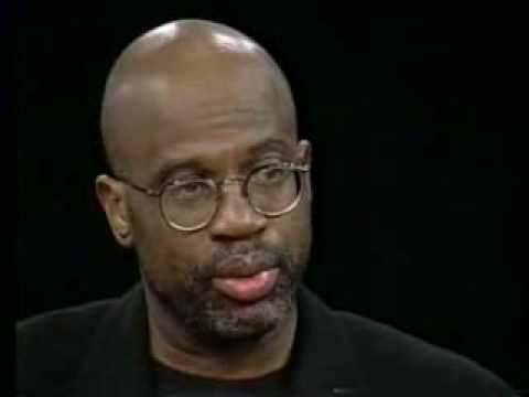 Christopher Darden talks about O.J. trial on Charlie Rose (1 of 4 ...