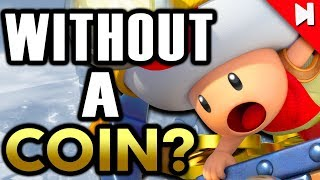 Is it Possible to Beat Captain Toad Treasure Tracker Without Touching a Single Coin?