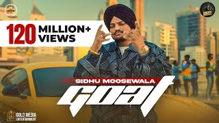GOAT – Sidhu Moose Wala