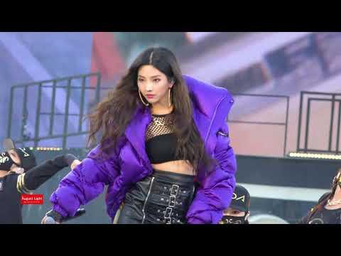 20181103 롤월드챔피언십 결승전 오프닝 전소연 - LOL K/DA POP/STARS