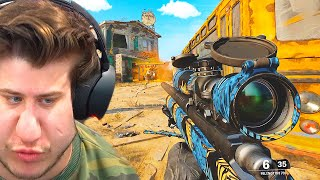 Sniping for a day on Black Ops Cold War and I actually enjoyed it