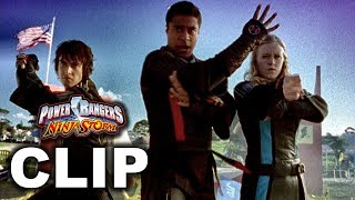Power Rangers Ninja Storm - Lothor vs Sensei | Episode 1