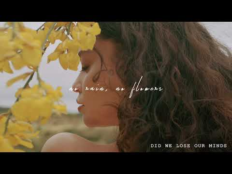 Sabrina Claudio - Did We Lose Our Minds (Official Audio)