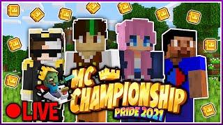 MCC PRIDE with LDShadowlady, CaptainPuffy & Vikkstar123!