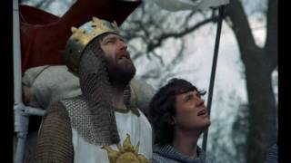 Monty Python - French Taunting HD - The Full Version